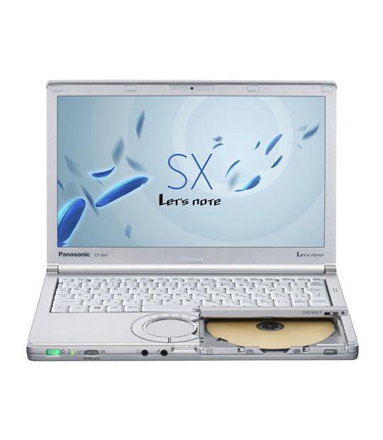 【中古】【安心保証】 Panasonic ノートPC CF-SX4EDHCS
