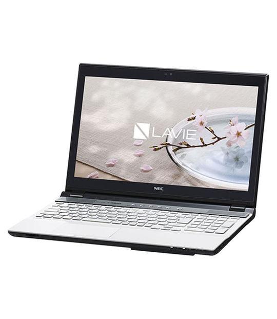 【中古】【安心保証】 NEC ノートPC PC-NS750DAW-J