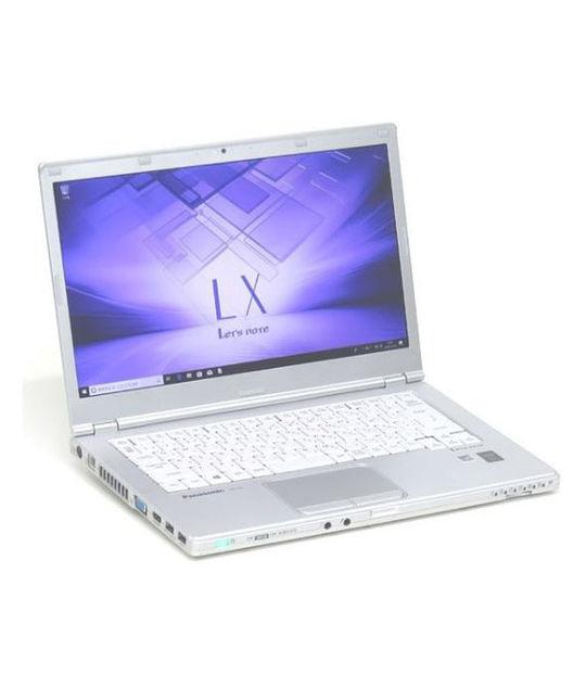 【中古】【安心保証】 Panasonic ノートPC CF-LX4ED4CS