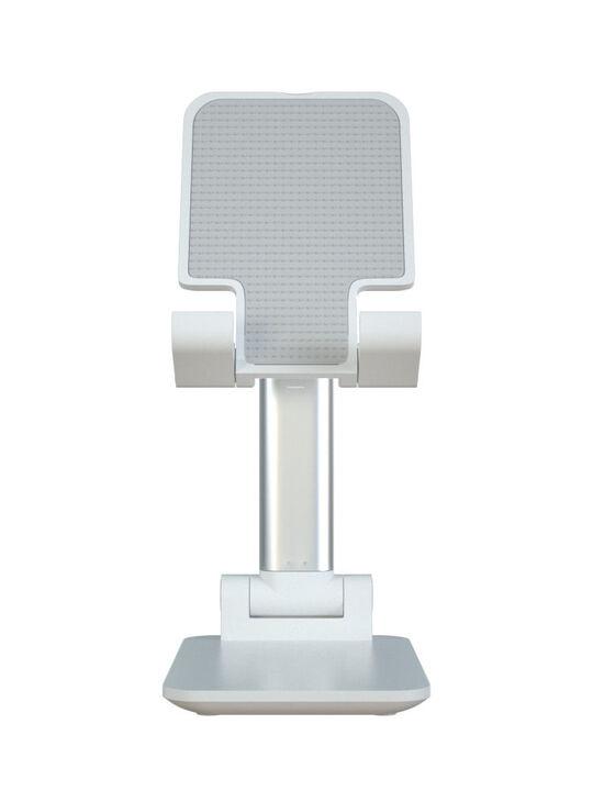 【新品】【GR】折りたたみ式スマホスタンド SMST−T100T1 WH/ゲオ